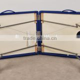 2 Section Aluminum Massage Table with Economical and cheap price