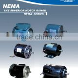 High Efficiency NEMA Electric Motor with CSA