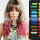 Top selling colored 24pcs/pack hiar chalk powder pastels