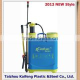 2013 New Style Manual Sprayer factory adjustable sprayer farm irrigation cast iron hand water pump