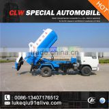 Dongfeng small 4*2 5500L Sewage Suction Truck