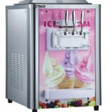 Ice Cream Machine Table Top All S/S Body R404a Refrigeration Ice Cream Maker FMX-I69