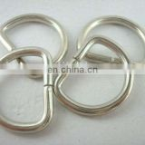 hot sell metal d ring belt