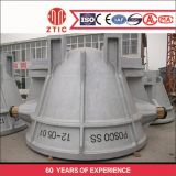 CITIC IC OEM Gravity Casting Steel Slag Pot