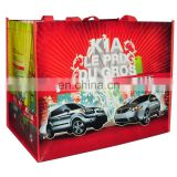 promotional non woven laminated shopping bag