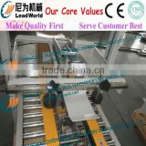 Left and right driving automatic box sealing machine(carton sealer )