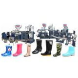 Safety PVC Boot Injection Machine PVC Safety Boot Injection Machine