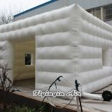 6m White Inflatable Cube Tent for Party and Wedding