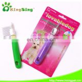 Pet Care Products(Top Grade Dog Dematting Tool)