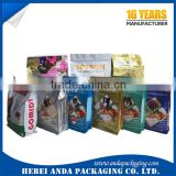 Best Price OEM Design animal/pet feed packaging bag from manufacturer , Pet feed /animal food packing bag