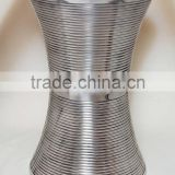 metal craft round tall garden tables for sale