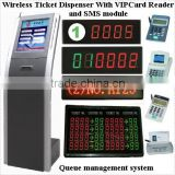 wireless <b>queue</b> <b>system</b>/<b>queue</b> <b>management</b> ticket dispenser LED <b>queue</b> <b>system</b>/wireless <b>queue</b> <b>management</b> <b>system</b>
