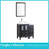 Tonghe Collection Espresso Bathroom Furniture Vanity Combo