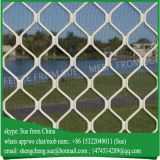 Guangzhou supplier window Amplimesh Single Diamond Grill price