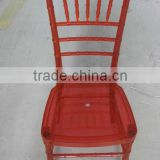 plastic chiavari chair hot sale