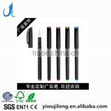 Hot sale promotional logo customized plastic advertising gel ink pen