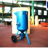 Chinese supplier CE sandblaster for sale vacuum sandblasting equipment