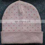 Factory Direct Custom pom pom beanie