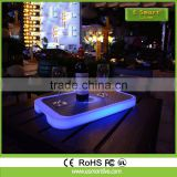 plastic fruit trayPromotional gift Flashing Led Tray