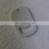 metal bottle opener with sublimation coating