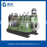 water drilling machine low prices!HF-44A Hydrogeological water well drilling machine