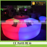 nail bar furniture / wine barrel bar table / led bar table