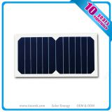 Small Size Flexible Sunpower Solar Panel 6.5W