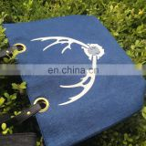 Made in yiwu factory jute shopping tote bag