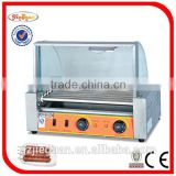 Stainless Steel Electric Hot Dog Machine (EH-207)