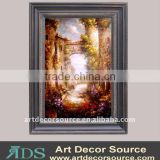 Handmade Oil Painting with Frame