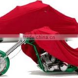 Waterproof Polyester PEVA Oxford Fabric foldable motorcycle cover