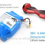 Samsung 36v 4.4ah 10s2p lithium battery pack for electric scooter                                                                         Quality Choice