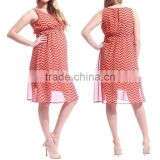 chevron wholesale pregnant women dresses
