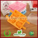 ICM-J012 Reusable Popsicle Molds Ice Pop Molds Maker