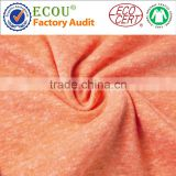 polyester cotton fabric for 60% cotton 40% polyester t-shirts