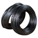 Professional black annealed binding wire plant