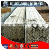 Hot rolled Equal angle with competitive prices