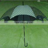 green straight umbrella,outdoor straight umbrella