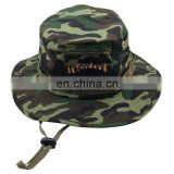 Custom Camo pattern fishing outdoor hiking hat