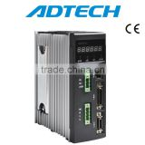 220V single phase AC servo driver for 100watt,200watt servo motor with position,speed,torque control