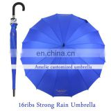 16Ribs Business customized promotion umbrella