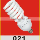 half spiral 85w energy saving lamp