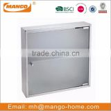 Wall Mounted Stainless Steel Classic Bathroom Cabinet