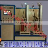 automatic dry powder filling line /automatic fire extinguisher filling line