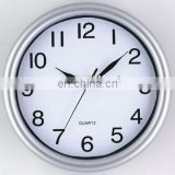 Wall clock,plastic wall clock,quartz clock