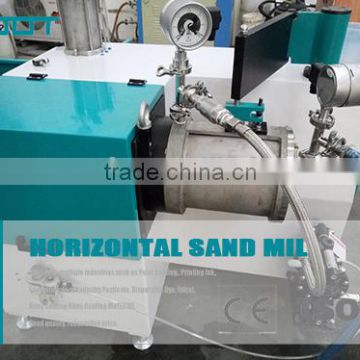 Micron Graphite Sand Mill In Nano Level For Better And More Economical Production