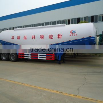 bulk cement transport semi-trailer,cement container iso tank