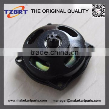 Clutch Bell 6T Assembly for 49cc minibike