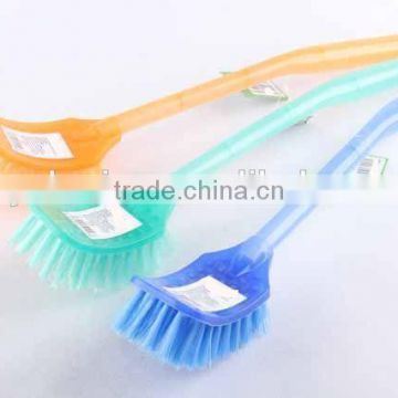 Curved Toilet Cleaning Brush