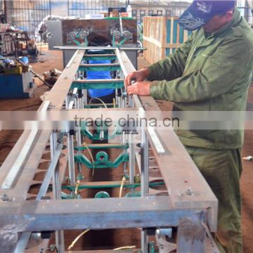Multifilament Yarn Twisted Rope Machine High Speed Ring Twister